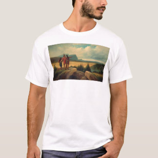 The First Train (0583B) T-Shirt