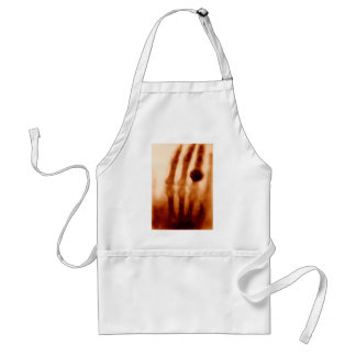 The First X-Ray 1901 Photograph Aprons