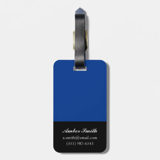 The Fish 1998 Luggage Tag