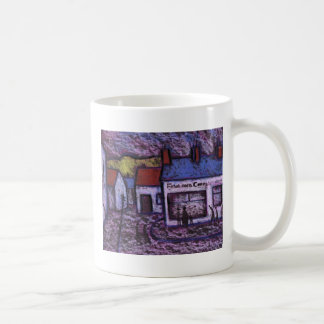 THE FISH AND CHIP SHOP COFFEE MUG