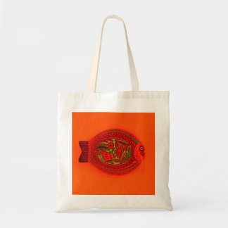 """THE FISH"" BUDGET TOTE"