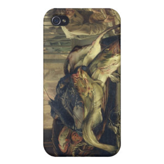The Fish Market iPhone 4 Cover