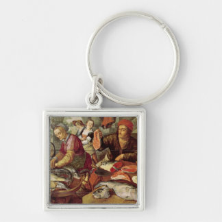 The Fish Market Key Ring