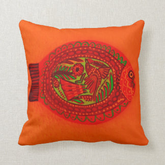 """THE FISH"" PILLOW"