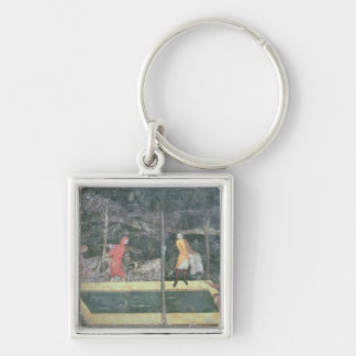 The Fish Pond, from the Stag Room, 1343 Key Ring