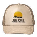 The Fish Whisperer Cap