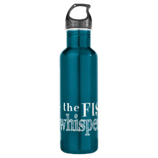 The Fish Whisperer (customizable colors) 710 Ml Water Bottle