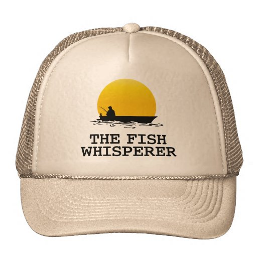 The Fish Whisperer Hats