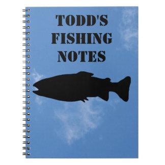 The fish whisperer notebook