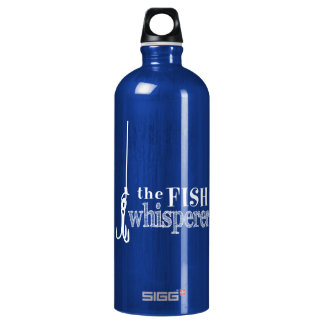 The Fish Whisperer SIGG Traveller 1.0L Water Bottle