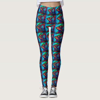 The Fish With Everything Leggings