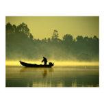 The fisherman post card