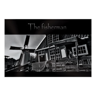 The fisherman posters