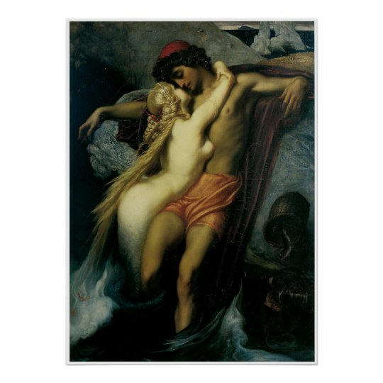 The Fisherman & The syren: Poster