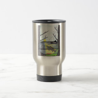 The Fisherman Travel Mug