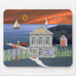 The Fisherman's Cottage Mouse Pad