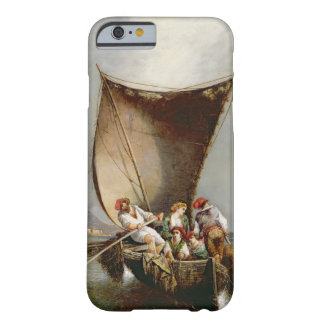 The Fisherman's Family (oil on canvas) Barely There iPhone 6 Case