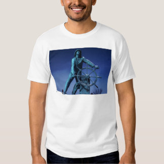 The Fishermans Statue Gloucester.png Shirts