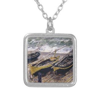 The fishing boat 3 pendant