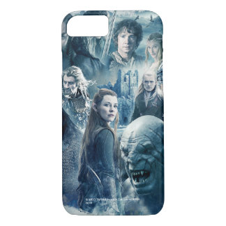 The Five Armies Character Graphic iPhone 8/7 Case