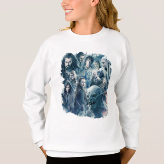 The Five Armies Character Graphic Sweatshirt