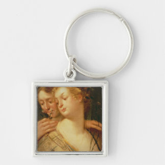 The Five Senses: Smell Key Ring