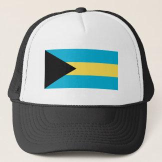 The Flag of Bahamas Trucker Hat