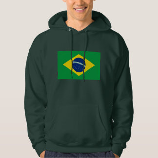 The Flag of Brazil Hoodie