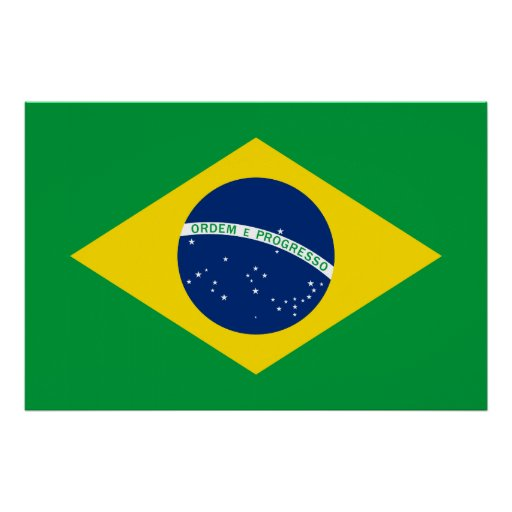 Impertinent image with brazil flag printable