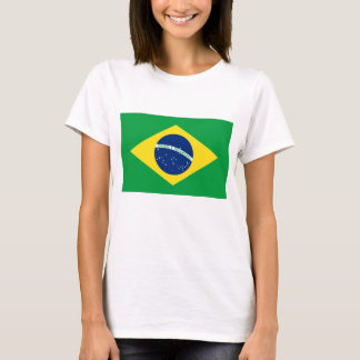 The Flag of Brazil T-Shirt