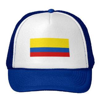 The Flag of Colombia Cap