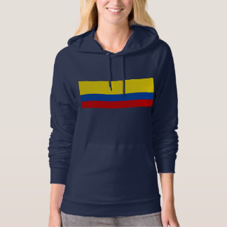 The Flag of Colombia Hoodie