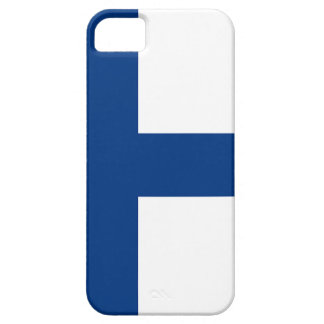 The Flag of Finland - Siniristilippu Barely There iPhone 5 Case