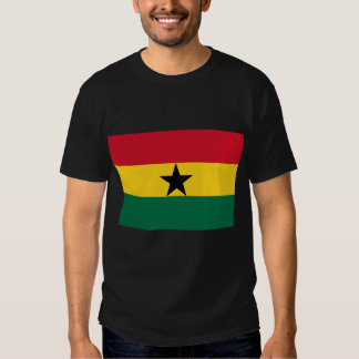 The Flag of Ghana Products T-shirt