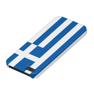 The Flag of Greece Case For iPhone 5/5S