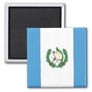 The Flag of Guatemala Magnet