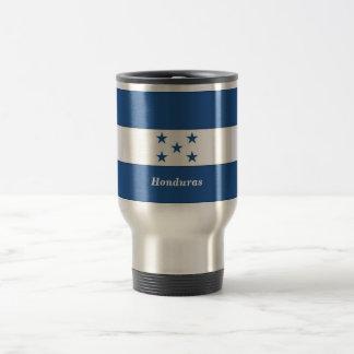 The Flag of Honduras Travel Mug