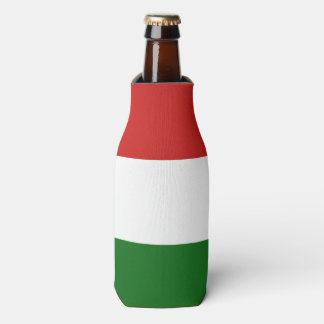 The flag of Hungary Bottle Cooler