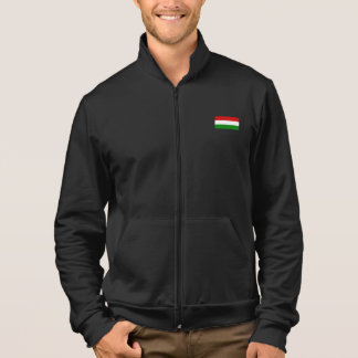 The Flag of Hungary Jacket