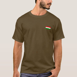 The Flag of Hungary T-Shirt