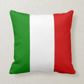 The Flag of Italy Cushion