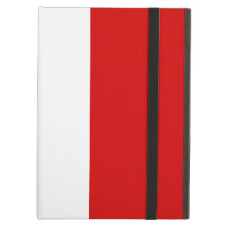 The Flag of Italy iPad Cases