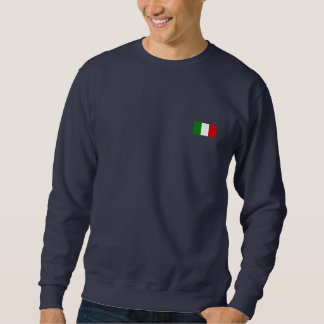 The Flag of Italy Sweatshirt
