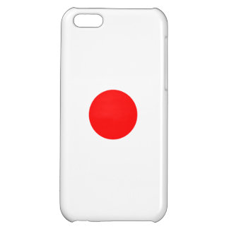 The Flag of Japan Case For iPhone 5C