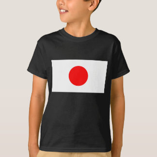The Flag of Japan T-Shirt