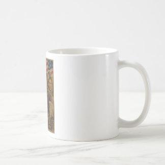 The Flag of Liberty Basic White Mug