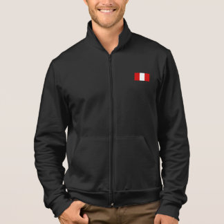 The Flag of Peru Jacket