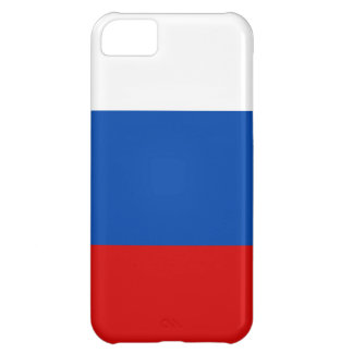 The flag of Russia iPhone 5C Case