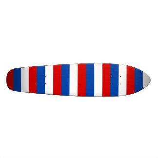 The Flag of Russia Custom Skateboard
