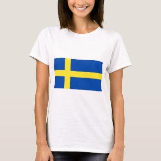 The Flag of Sweden T-Shirt